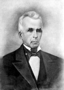 Kansas Governor Wilson Shannon