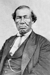 Baptiste Peoria, founder of Paola, Kansas.