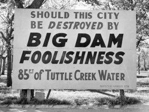 Big Dam Foolishness in Randolph, Kansas.