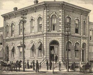 Bank established in Junction City, Kansas in 1870.