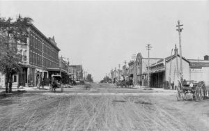 Junction City, Kansas, 1894.