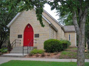 Junction City, Episcopal Church.