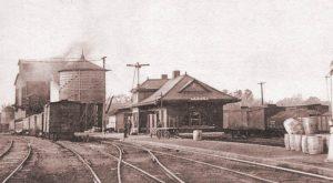 Frisco Depot, Paola, Kansas.