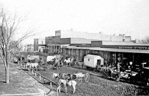 Vintage Paola, Kansas.