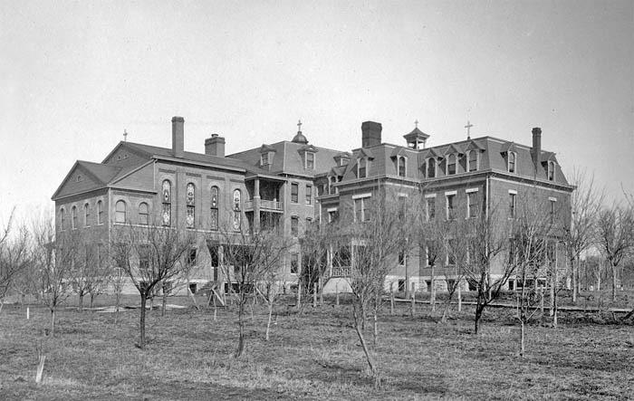 Ursuline Academy, Paola, Kansas.